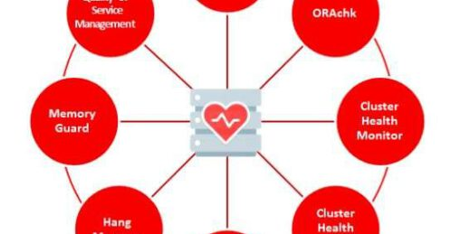 Oracle cluster check