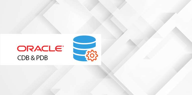 Oracle Container Database and Pluggable Database