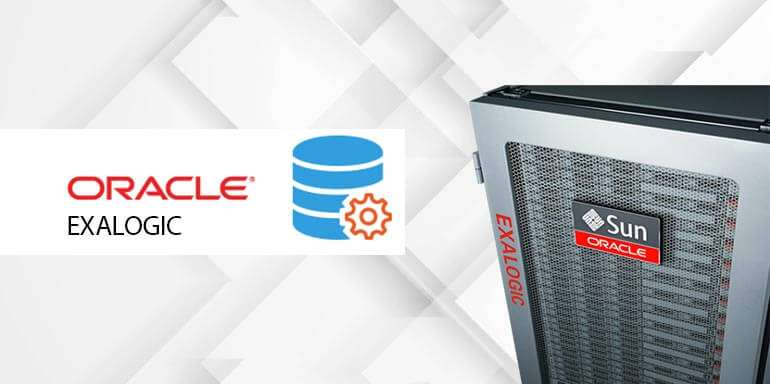 Oracle Exalogic Elastic Cloud