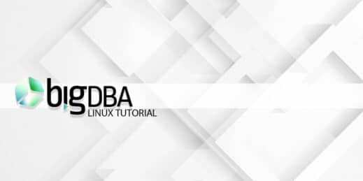 linux tutorial bigdba